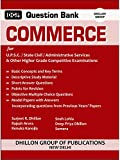 img - for Question Bank Commerce (Book & Copy of Current Economic Informa) book / textbook / text book