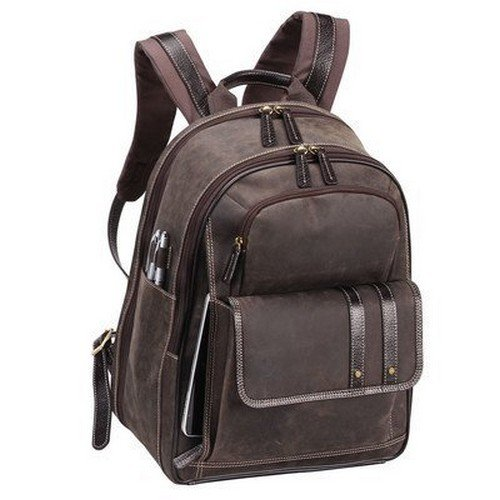 Preferred Nation Tuscany Computer Backpack, Bellino (Bellino Leather Backpack)