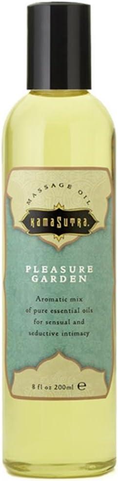 Kama Sutra Aromatic Massage Oil - Pleasure Garden