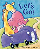 Let's Go!, Tania Hurt-Newton, 0764153846
