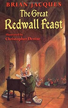 The Great Redwall Feast 0399227075 Book Cover