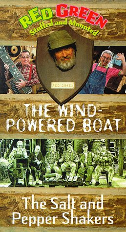 (Red Green Show: The Wind Powered Boat, The Salt and Pepper Shakers [VHS])