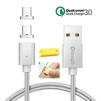 Amazon.com: Lough [Quick ChRage 3.0] Multi 3 en 1 universal ...