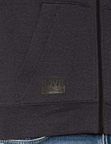 S Felpa Blau Uomo ink oliver Melange Navy 58w0 rrAnxPq