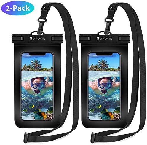 Syncwire Waterproof Phone Pouch 2 Pack product image