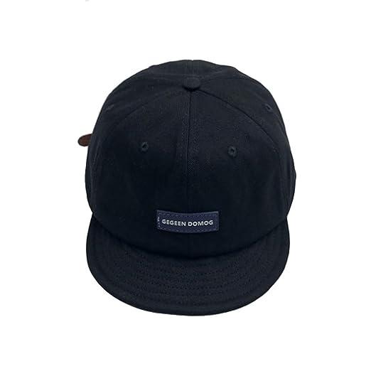 Clape Short Bill Soft Cotton Twill Sports Cap Solid Trucker Baseball Style  Hat b46807863a5