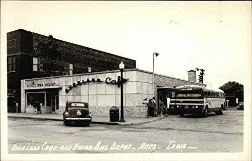 Amazon com: Overland Cafe and Union Bus Depot Ames, Iowa