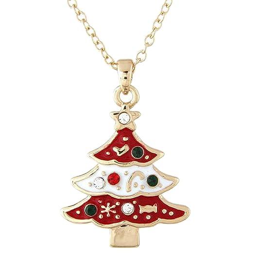 Hosaire 1 pcs fashion women jewelry christmas wishing tree charm hosaire 1 pcs fashion women jewelry christmas wishing tree charm pendant necklace long chain necklace ladies aloadofball Choice Image