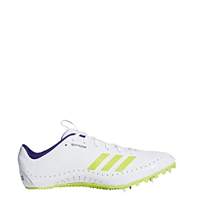 best sneakers 04cd7 94d2f adidas Running Women s Sprintstar Footwear White Ash Grey Real Purple 7 ...