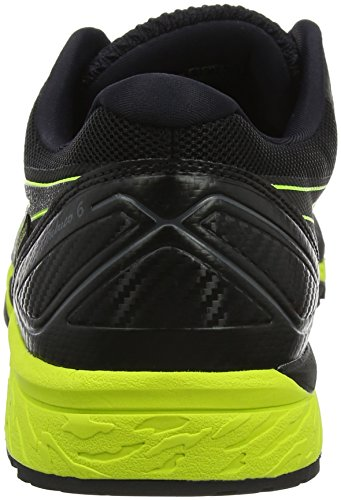 6 Running Noirblack Asics fujitrabuco txChaussures Gel safety Yellow G De black 9089 Homme mNnv80w