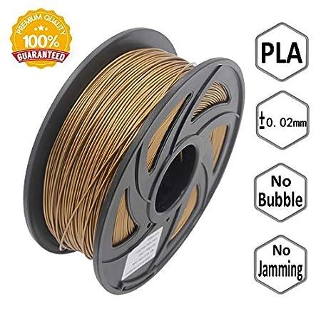 FAN-MING-N-3D, filamento de Impresora 3D PLA de 1 kg y 1,75 ...