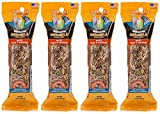 Sunseed 4 Pack of Vita Prima Grainola Treat Bar with Peas & Peppers