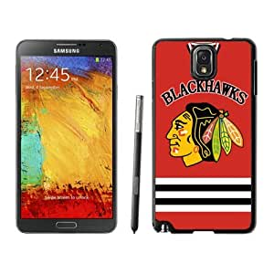 Free Shipping NHL Chicago Blackhawks Samsung Galaxy Note 3 Case 02_14763 Cell Phone Cases Protector