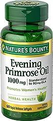 Nature's Bounty Evening Primrose Oil, 10...
