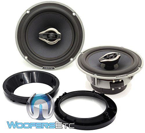 pkg-hcx-165-hertz-65-100w-rms-hi-energy-coaxial-speakers-arc-audio-525-to-65-speaker-adapter-rings-f