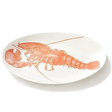 Thomas Paul Melamine Lobster Serving Tray  sc 1 st  Amazon.com & Amazon.com | Thomas Paul Melamine Lobster Serving Tray: Lobster ...
