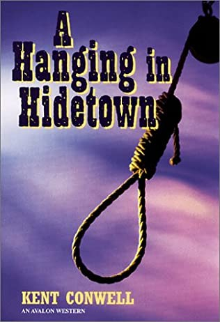 book cover of A Hanging in Hidetown