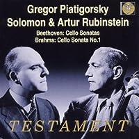 Beethoven: Cello Sonatas / Brahms: Cello Sonata No. 1