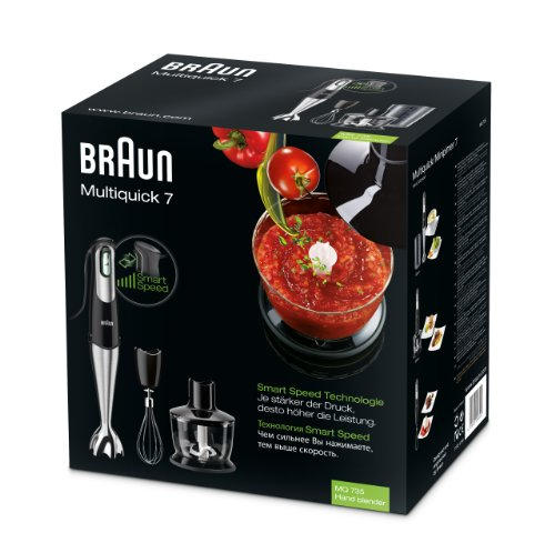 Braun Multiquick 7 MQ735 Black
