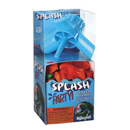 Water Rainbow Fill Spout (Toysmith Splash Party Water Balloon Set)