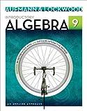Swb Introductory Algebra, Aufmann, Richard N. and Lockwood, Joanne, 1285420721