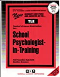 School Psychologist-in-Training, Rudman, Jack, 0837381258