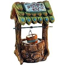 Gift Craft Mini Woodland Wishing Well