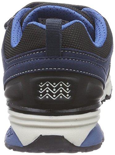 Geox J Bernie - Zapatillas de deporte para niño Navy/Blue