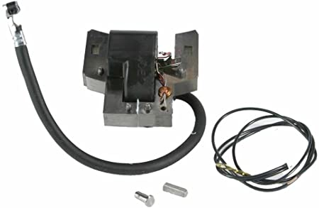 amazon.com : briggs & stratton 397358 ignition coil : lawn and garden tool  replacement parts : garden & outdoor  amazon.com