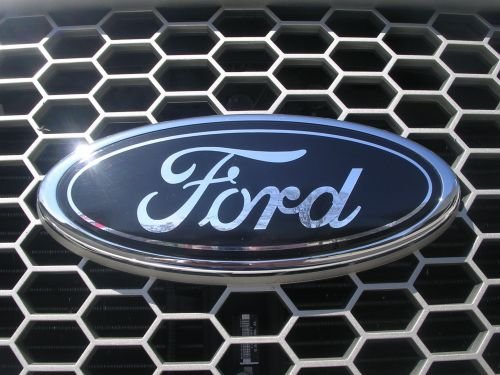 ford blue oval emblem - 3