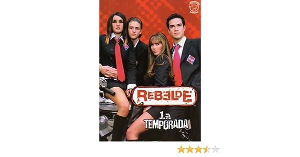 Amazon com: Rebelde (Mexican IMPORT): Rebelde: Movies & TV