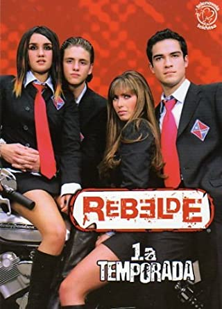 Amazon com: Rebelde (Mexican IMPORT): Rebelde: Movies & TV