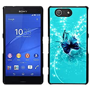 "For Sony Xperia Z3 Plus / Z3+ / Sony E6553 (Not Z3) , S-type Naturaleza de los amigos"" - Arte & diseño plástico duro Fundas Cover Cubre Hard Case Cover"