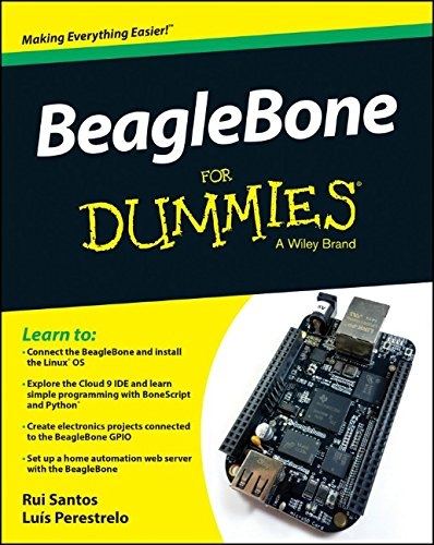 BeagleBone For Dummies Front Cover