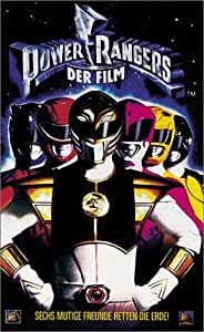 Mighty Morphin Power Rangers: The Movie [VHS]