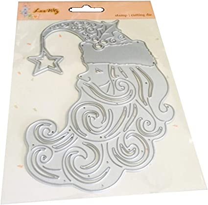 Delicate Princess Dress Metal Cutting Dies Craft Embossing Stamps Wedding Card H