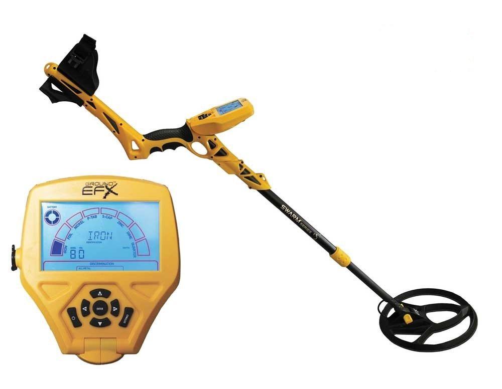 Ground EFX MX 100E 10Metal Detector sucht Gold Münzen Metaldetector Neu