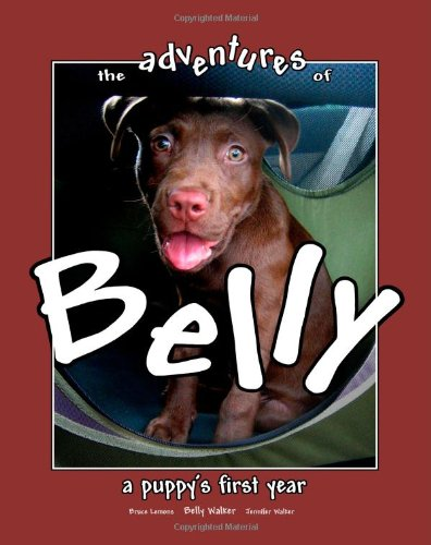 Download The Adventures of Belly: A Puppy's First Year PDF