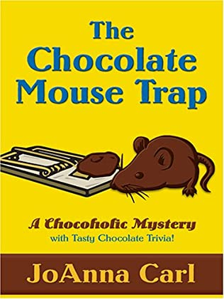 book cover of The Chocolate Mouse Trap