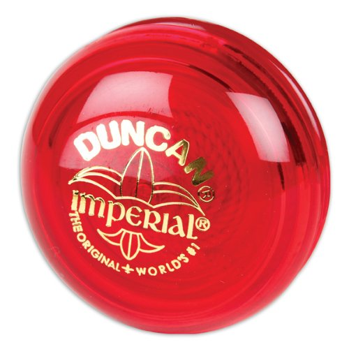 Duncan Imperial Yo Yo, Assorted colors, Pack of 1