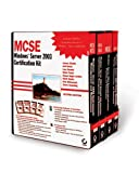 MCSE - Windows Server 2003 Certification Kit (70-290, 70-291, 70-293, 70-294), James Chellis, 0782144535
