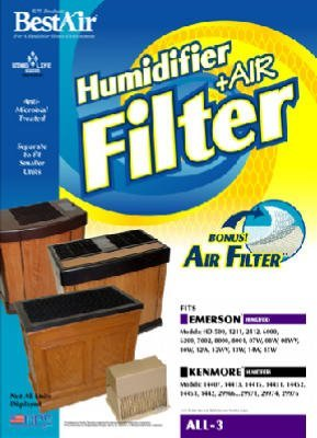 Best Air Humidifier & Air Filter Fits Emerson