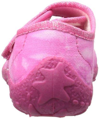 Beck La Belle 645 Mädchen Hausschuhe Pink (rosa 03)