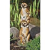 Design Toscano Meerkat Generations Garden Statue Review