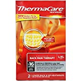 (US) Thermacare Lower Back & Hip HeatWraps, L/XL, 8 Hour-2ct