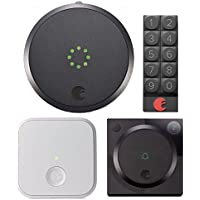 August Smart Lock, Video Doorbell Cam, August Connect, & Smart Keypad