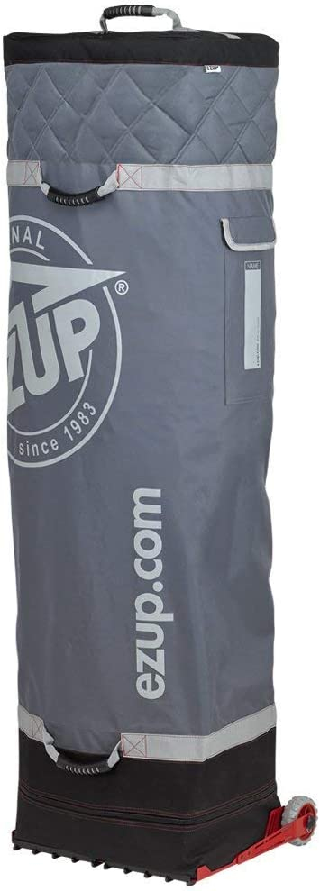 E-Z UP Inc. D3RB20GY Deluxe Wide-Trax Roller Bag