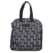 Breast Pump Bag Kelly by Sarah Wells (Black)