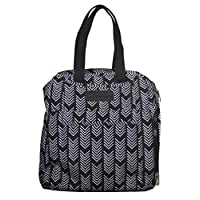 "Breast Pump Bag ""Kelly"" by Sarah Wells (Black & White)"