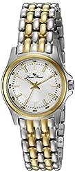 Lucien Piccard Women's LP-13459-SG-22S Adina Analog Display Japanese Quartz Two Tone Watch